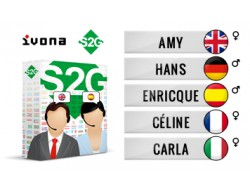 S2G + 5 West European Voices