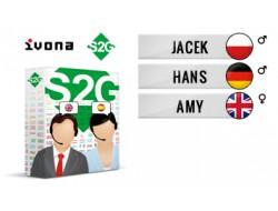 S2G + 3 głosy europejskie 2