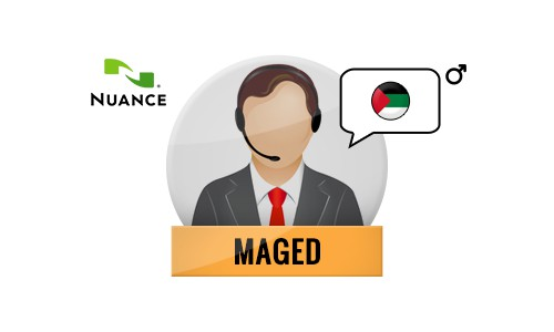 Maged Nuance Voice