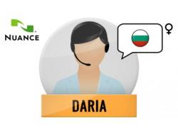 Daria Nuance Voice