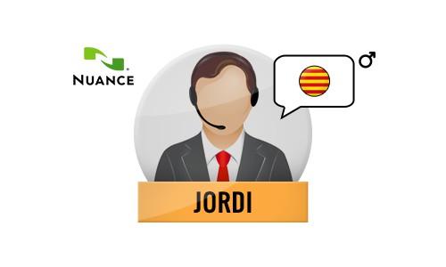 Jordi Nuance Voice