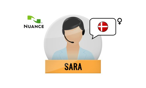 Sara Nuance Voice
