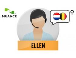 Ellen głos Nuance