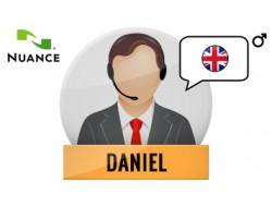 Daniel głos Nuance