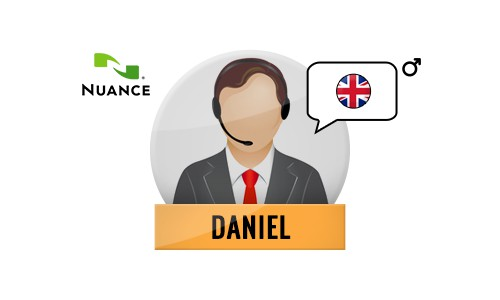 Daniel Nuance Voice
