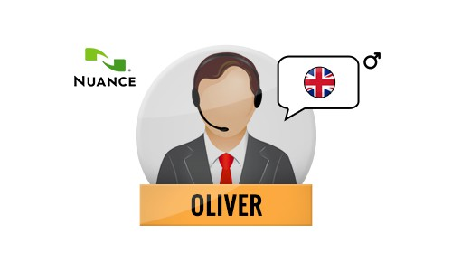 Oliver Nuance Voice