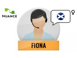 Fiona głos Nuance
