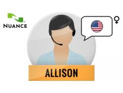 Allison Nuance Voice