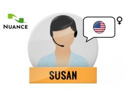 Susan głos Nuance