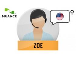 Zoe głos Nuance