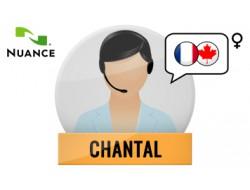 Chantal głos Nuance