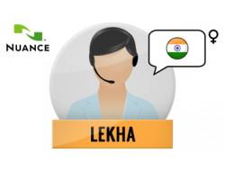 Lekha Nuance Voice