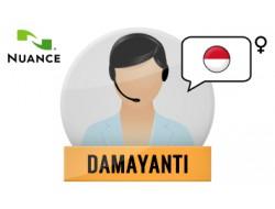 Damayanti głos Nuance