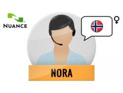 Nora głos Nuance