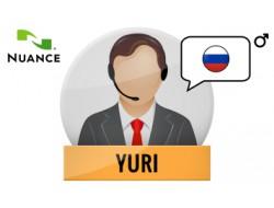 Yuri Nuance Voice