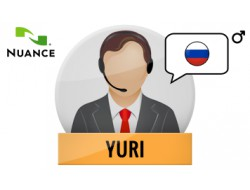 Yuri głos Nuance