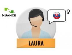 Laura głos Nuance