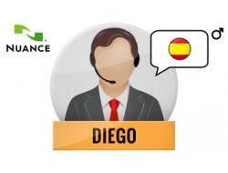 Diego głos Nuance