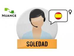 Soledad głos Nuance