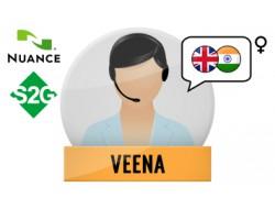S2G + Veena Nuance Voice