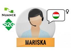 S2G + Mariska Nuance Voice