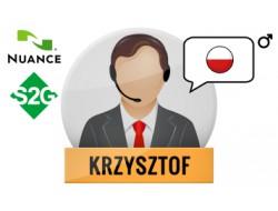 S2G + Krzysztof Nuance Voice