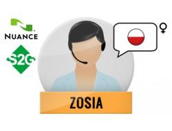 S2G + Zosia Nuance Voice