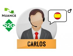 S2G + Carlos Nuance Voice
