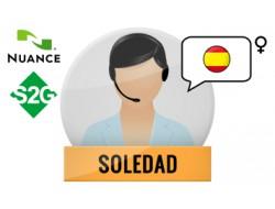 S2G + Soledad Nuance Voice
