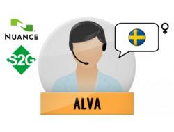 S2G + Alva Nuance Voice
