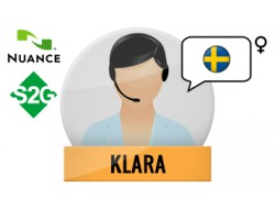 S2G + Klara Nuance Voice