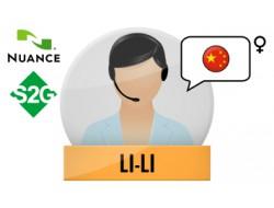 S2G + Li-Li Nuance Voice
