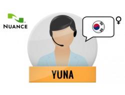 Yuna Nuance Voice
