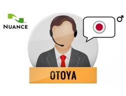 Otoya Nuance Voice