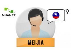 Mei-Jia głos Nuance
