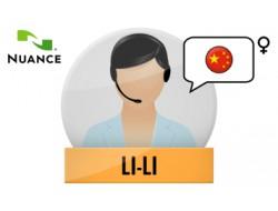 Li-Li głos Nuance