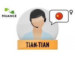 Tian-Tian głos Nuance