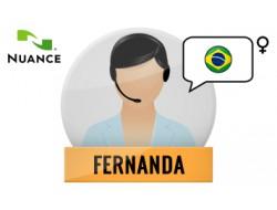 Fernanda głos Nuance