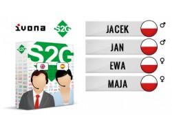 S2G + 4 głosy polskie