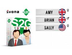 S2G + 3 głosy angielskie 2
