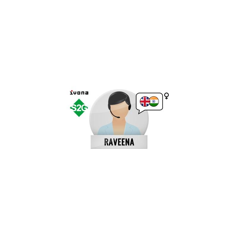 S2G + Raveena IVONA Voice