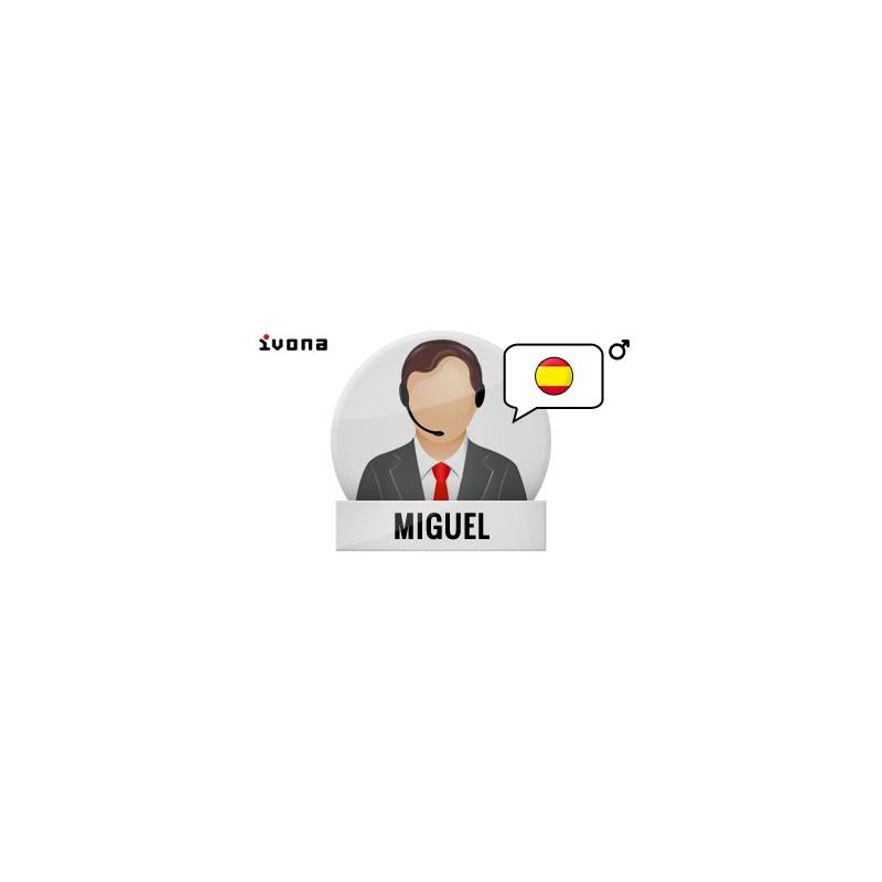 Miguel IVONA Voice