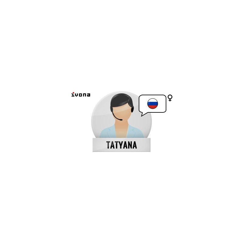 Tatyana IVONA Voice