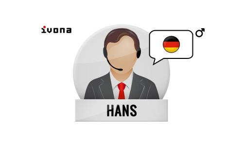 Hans IVONA Voice