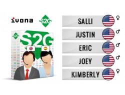 S2G + 5 głosów amerykańskich