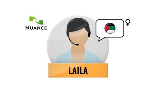 Laila Nuance Voice