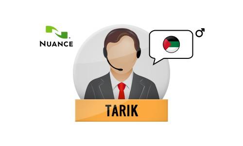 Tarik Nuance Voice