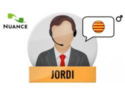 Jordi głos Nuance
