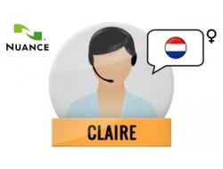 Claire głos Nuance