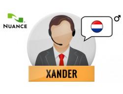 Xander Nuance Voice